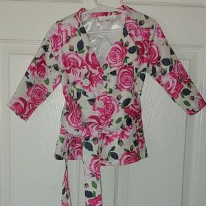 Other - Toddler Rose Peacoat